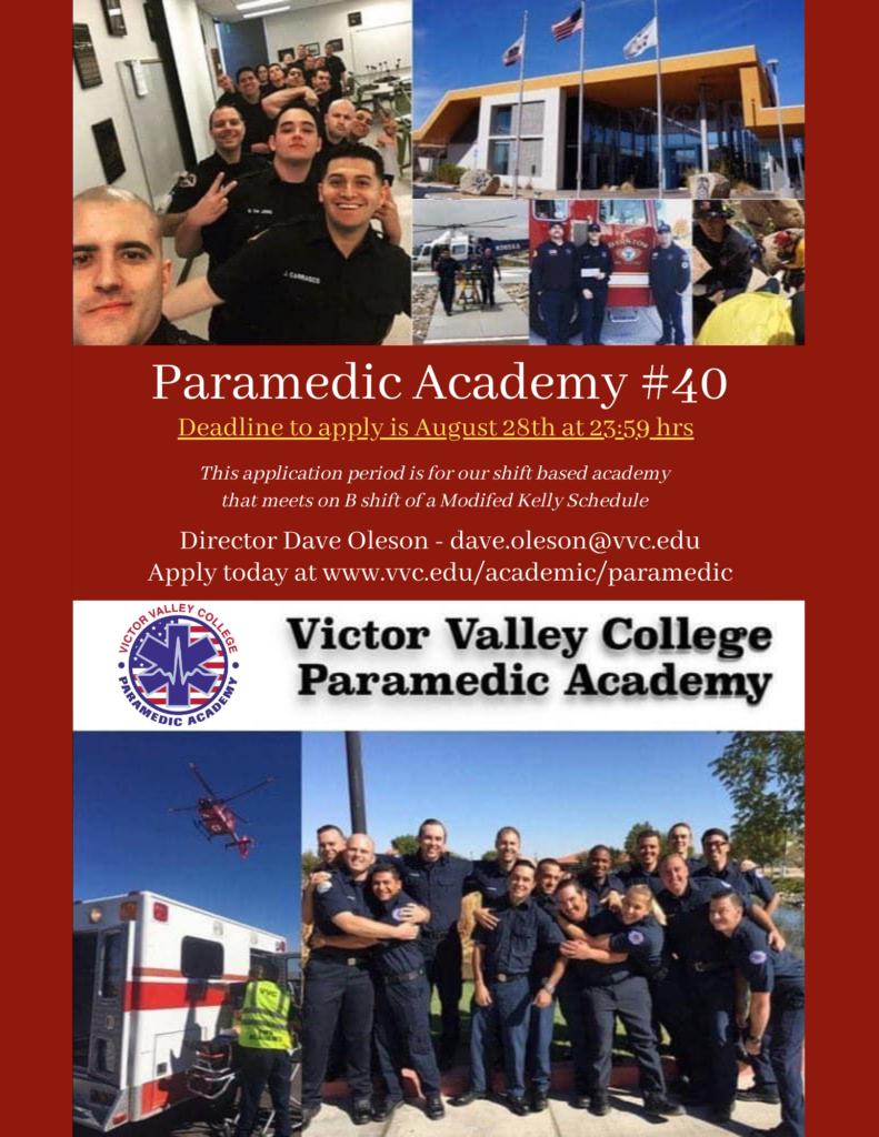Paramedic academy